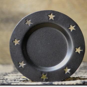 star cutout plate